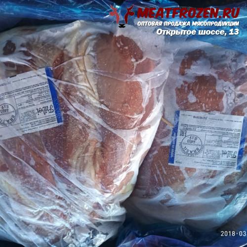 Лопатка говяжья без кости Бразилия Friboi