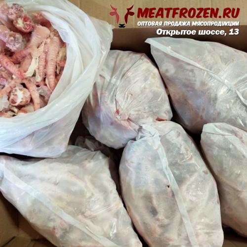 Ноги куриные Россия СДТ-Тур