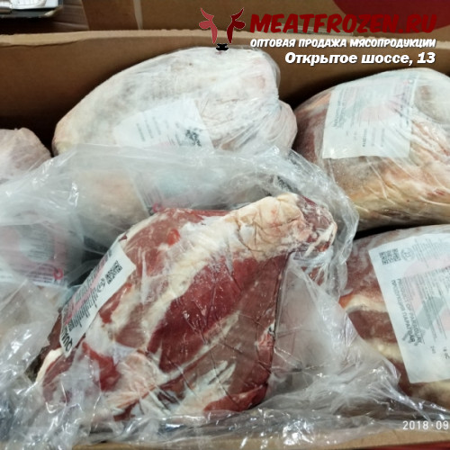 Оковалок говяжий Парагвай Quality meat