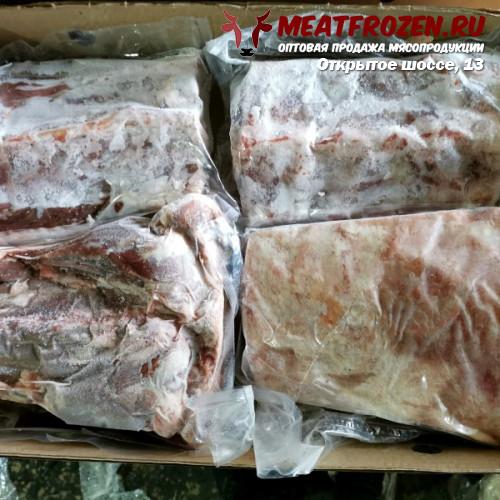 Баранина спинно-поясничный отруб на кости