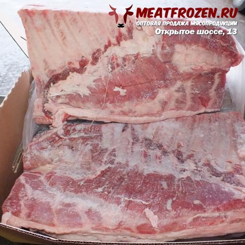 Грудинка свиная на кости Россия ОМПК
