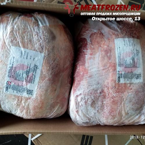 Лопатка говяжья без кости Парагвай Quality meat