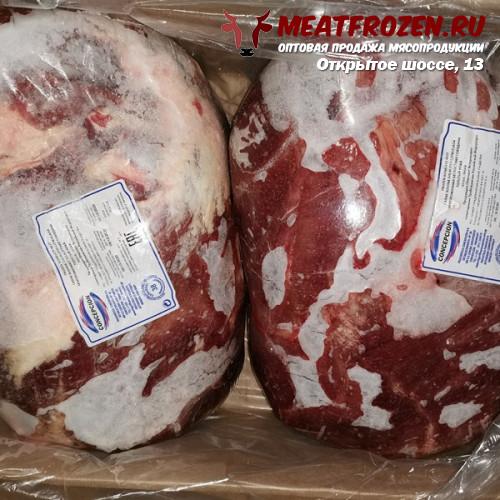 Лопаточная часть говяжья Парагвай Concepcion sif 38