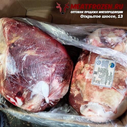 Лопаточная часть говяжья Парагвай Concepcion sif 49/С2