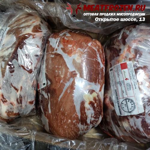Лопаточная часть говяжья Бразилия Минерва
