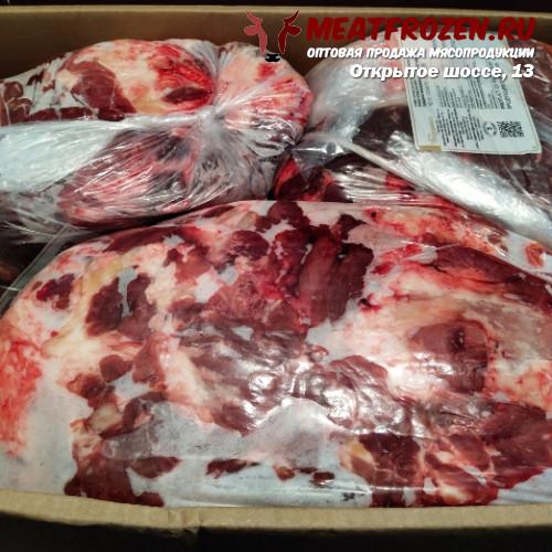 Шея говяжья без кости Парагвай Frigomerc