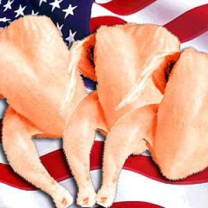 С 2009 года Россия может прекратить импорт мяса птицы из США