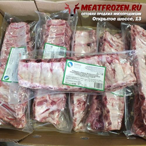 """Ребро свиное деликатесное """"Курский мясоперерабатывающий завод"""""""