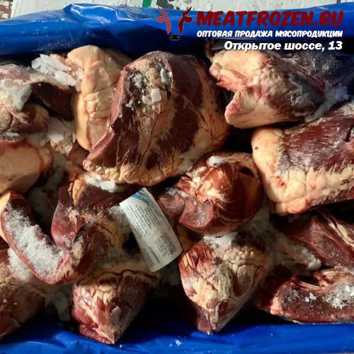 Сердце говяжье Frigorifico las piedras