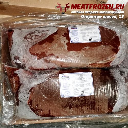 Печень говяжья Парагвай Concepcion