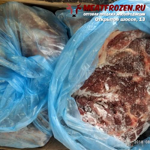 Лопатка свиная бескостная Россия МПК Богдановский