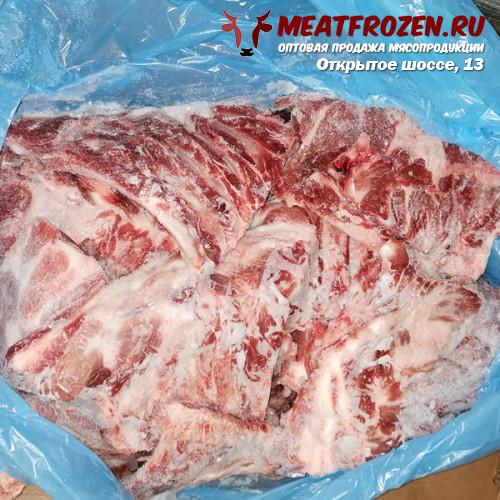 """Ребро свиное подлопаточное """"Губкинский мясокомбинат"""""""