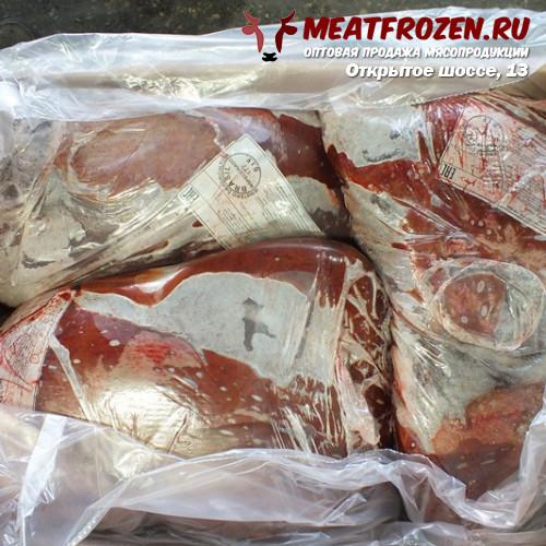 Печень говяжья Бразилия Mataboi