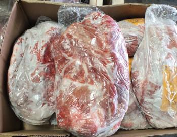 Шейка бескостная свиная Perdigao 3515
